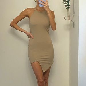 Beige Dress by Lovely Day Size Small